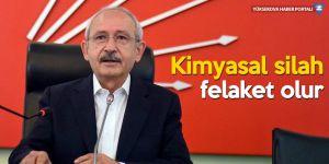 Kılıçdaroğlu: Türkiye Esad'la görüşmeli
