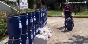 Dünyanın 3'üncü, Türkiye'nin ise en büyük kokain operasyonu yapıldı