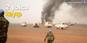 Güney Sudan'da uçak kazası