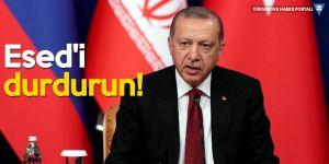 Erdoğan'dan İdlib makalesi
