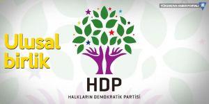 HDP'nin yerel seçimler stratejisi
