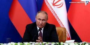 Canlı yayın Putin'e de sürprizmiş!