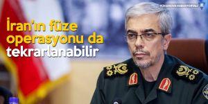 İran Genelkurmay Başkanı: Irak hükümeti ve IKBY teröristleri iade etsin