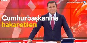 Gazeteci Portakal ifade verdi