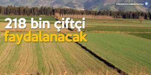 Kiralanan tarım arazileri çiftçiye satılacak