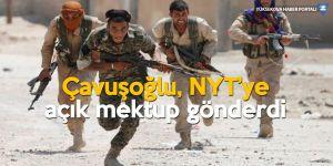 Çavuşoğlu'ndan ABD'ye: YPG Esad ile ittifak yapacak
