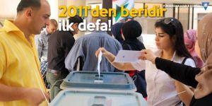 Suriye'de yerel seçim düzenleniyor