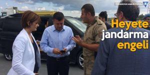 CHP'li vekillerin üçüncü havalimanına girişine izin yok