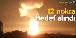 'Suriye'yi Fransa fırkateyni vurdu' iddiası