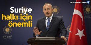 Çavuşoğlu: Türkiye, İdlib'e asker gönderecek!
