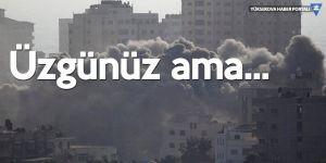 İsrail: Düşen uçağın sorumlusu Esad