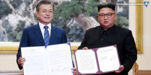 Kore'de silahsızlanma için uzlaşı