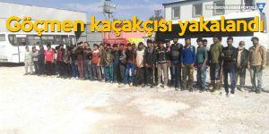Van'da 48 kaçak göçmen yakalandı