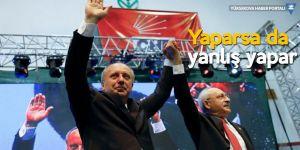İnce: Kılıçdaroğlu bana gönderme yapmadı