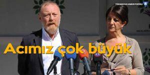 HDP'den İbrahim Ayhan açıklaması
