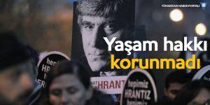 Avrupa Konseyi: Hrant Dink davası hızlandırılsın
