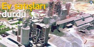 Çimento üretimi yüzde 50 düştü