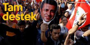 HDP'de yerel seçim kararı