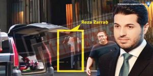 'Reza Zarrab New York'un en lüks otelinde görüntülendi'