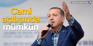Erdoğan Almanya'da salon konuşması yapmayacak