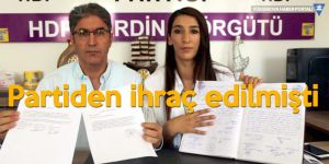 HDP'den Yedibela Kızılkaya açıklaması