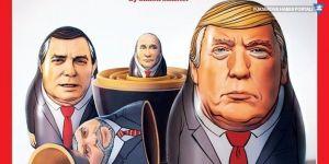 Time'dan yeni kapak: Çarın tüm adamları