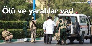 İran'ın Ahvaz kentinde askeri geçit törenine saldırı