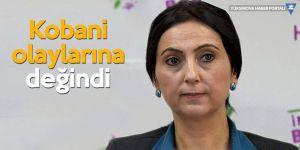 Figen Yüksekdağ: Davutoğlu bize 'PYD ile ÖSO ittifak yapsın' dedi