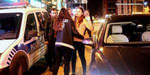 Kadıköy'de, 700 polisle denetim