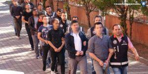 23 ilde 71 gözaltı kararı