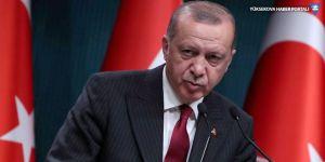 Erdoğan: Ekonomik sıkıntının Brunson'la ilgisi yok