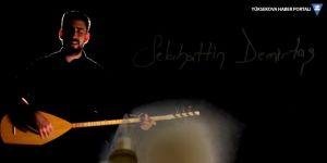 Selahattin Demirtaş'ın yeni şarkısı yayınlandı