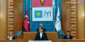 Akşener: Saray yancısından milliyetçi olmaz