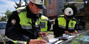 Jandarma ve sivil polise trafik cezası yazma yetkisi