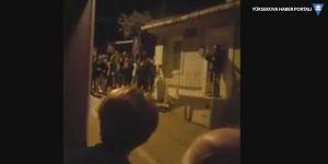 Meral Akşener'in evinin önünde gerginlik
