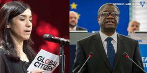 Nobel Barış Ödülü Denis Mukwege ve Nadia Murad'a verildi