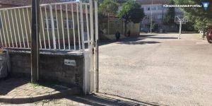 Okul kapısı küçük çocuğu öldürdü