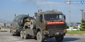 TSK'den İdlib'e askeri sevkiyat