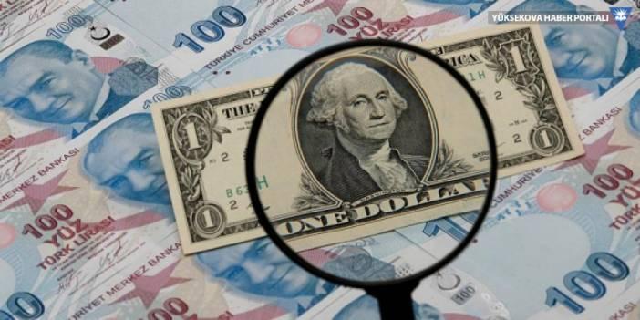 Dolar yükseliyor, gözler Fed başkanında