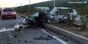 Bodrum'da feci kaza: 2 ölü, 23 yaralı