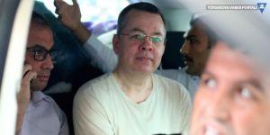 Brunson: Tanrı beni Türkiye için uyarmıştı