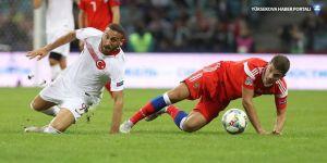 Türkiye gruptan çıkma şansını kaybetti