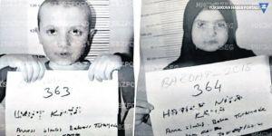 6 yaşındaki Hatice IŞİD tutuklusu