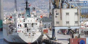 İzmir'de anguslar iki haftadır gemide bekletiliyor