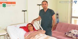 Şırnak'ta ilk defa kapalı rahim alma ameliyatı yapıldı