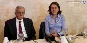 Kati Piri, Ahmet Türk ile görüştü