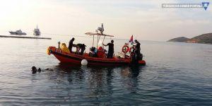 Göçmen teknesi battı, iki çocuk öldü