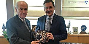 'Gökçek'in hedefi, AK Parti ile MHP'nin ortak adayı olmak'