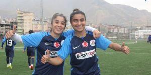 Kadın futbolunda haftanın görünümü: Hakkari damgası
