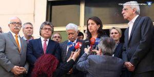 HDP Kürt partileri ile yeniden buluştu